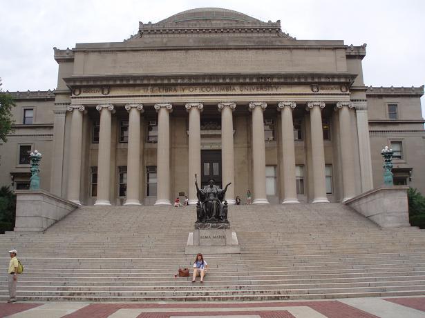 Columbia大学正面.jpg